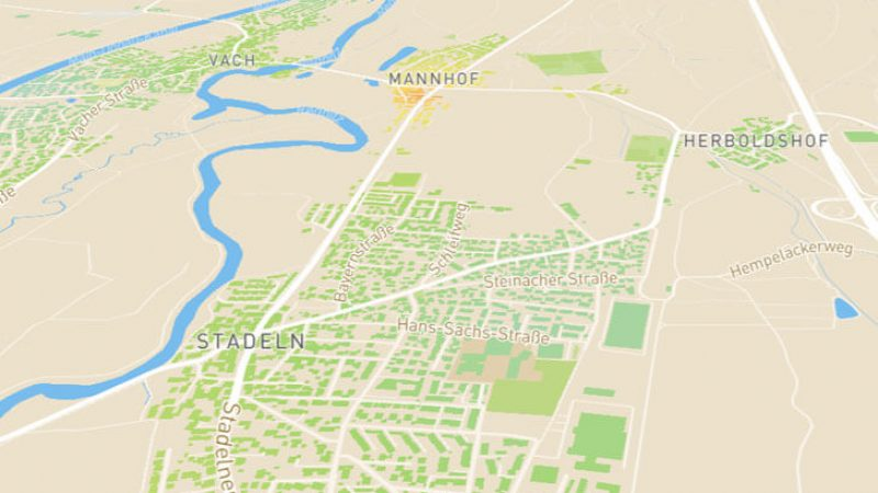 Standort Fürth Stadeln