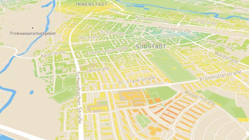 Standort Fürth Südliche Südstadt