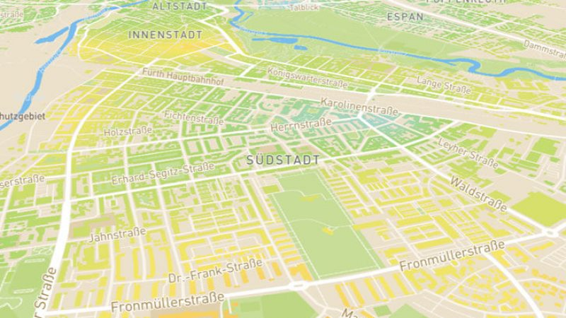 Standort Fürth Südstadt