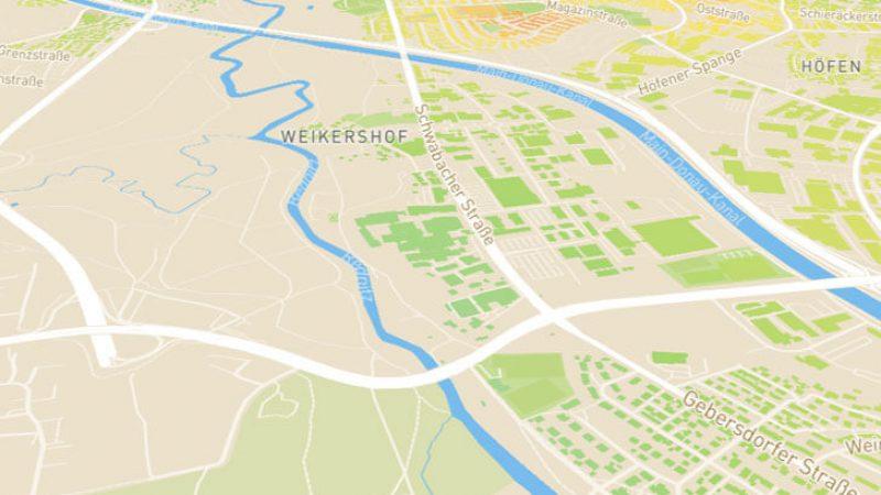 Standort Fürth Weikershof